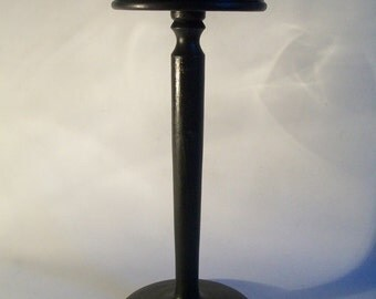 HAT / WIG Stand Black, White, Ivory,a choice of colours.