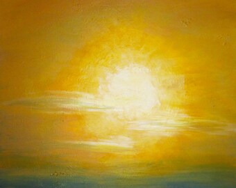 Sunset 1- print
