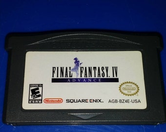 Final Fantasy 4 for Gameboy Advance