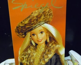 Mattel Spiegel Shopping Chic Limited Edition Barbie Doll Vintage