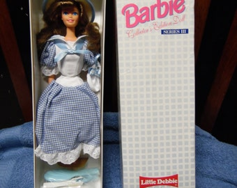 Little Debbie IIl Barbie Doll