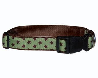 Army Star Dog Collar