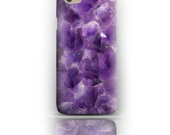 Amethyst iPhone Case For iPhone 6s Plus Case,iPhone 6s Case,iPhone 5/5s Case,iPhone 5C Case,iPhone 4/4s Case,iPod Touch 5 Case