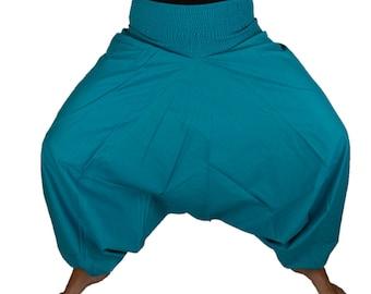 Plain Harem Pant Afghani Trouser Alibaba pants