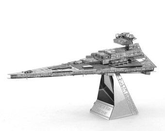Earth Star Wars Imperial Destroyer Metal Earth Model Kit