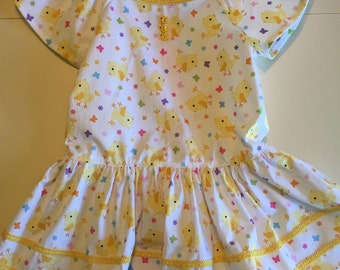 Girl's Easter Dress