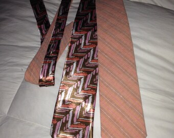 New Edge Limited Edition Neck Ties