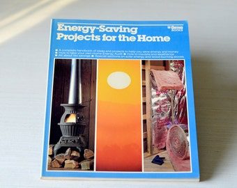Energy-Saving Projects For The Home 1980