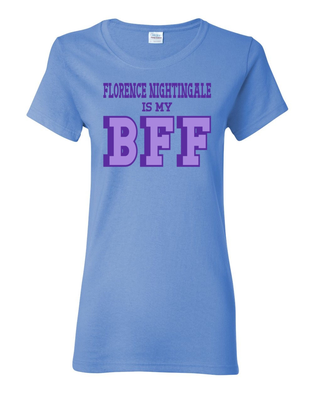 Great Women of History - Florence Nightingale is my BFF Womens History T-shirt