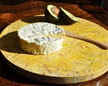 Popular Items For Marble Cheese Board On Etsy