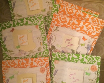 Just a Note Greeting Card Set