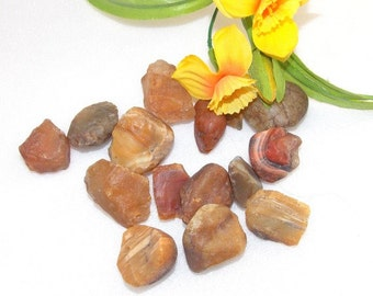 Carnelian, carnelian beads, natural stone, rough nugget, to necklaces, to beads, jewelry, brown stone, Natural carnelian, red carnelian