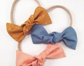 Girly Knot-more colors in listing