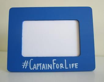 CNU #CaptainForLife Frame