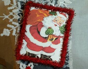 ChristmasTag Card Holder #Black #ChristmasTag