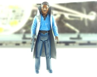 Lando Calrissian Action Figure Star Wars 1980