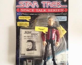 Star Trek The Next Generation Talking Picard Action Figure