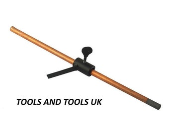 1/2 GRAPHITE STIRRING ROD carbon stir rod mix and stir metals 340 mm long