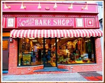 Bakery,New York Photography, Carlos bakeshop, NYC,