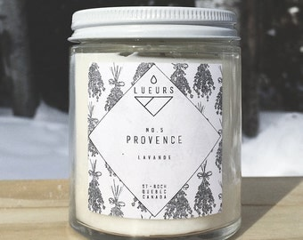 Candle - Provence (Lavender)