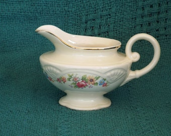 CLEARANCE Vintage Creamer; Homer Laughlin Creamer; Homer Laughlin CO553