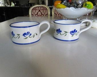 BUCK CREEK POTTERY Cups