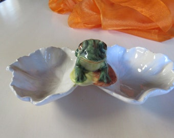 ITALY FROG CANDY Dish or Dip Dish