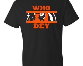 Cincinnati Bengals Who Dey T-Shirt