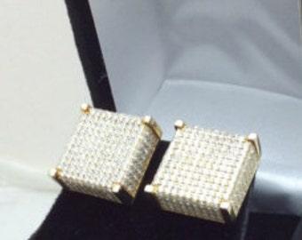CZ Diamond Earrings - Amazing