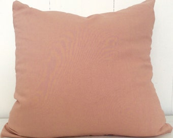 Dusty Pink Cushion Cover - Free Shipping Australia wide