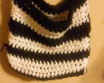 Crochet purse / messenger bag