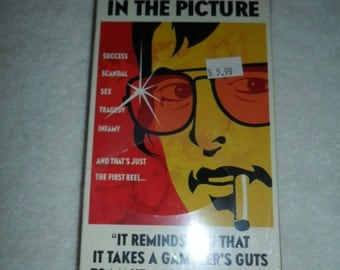 The Kid Stays in the Picture - Autobiography by film producer Robert Evans - Cannes Film Festival - Previewed VHS Tape