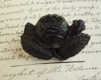 Victorian Mourning Rose