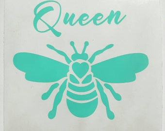 Queen Bee Decal