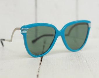 Soviet Vintage Sunglasses Retro sunglasses Women sunglasses Soviet Sunglasses For her Sunglasses 1980s vintage soviet Blue Sunglasses dark