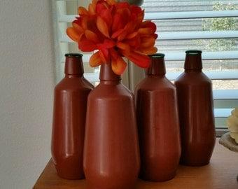 Vintage Lancer bottles (4)
