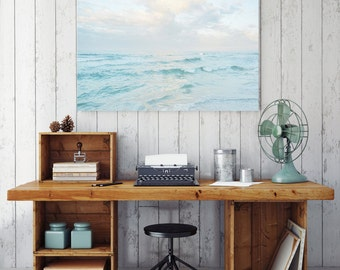 Morning Calm / Beach Photography / Beach Decor / Florida / Beach Print