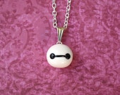 Baymax Necklace