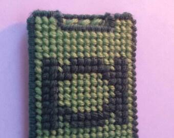 Green lantern gift card holder
