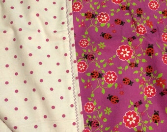 Flannel Recieving Blanket