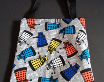 Doctor Who Dalek Bag