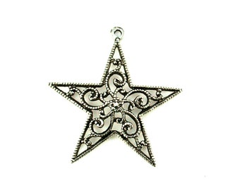 Filigree Star - 25mm