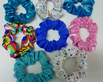 Scrunchies to Match any Leotard