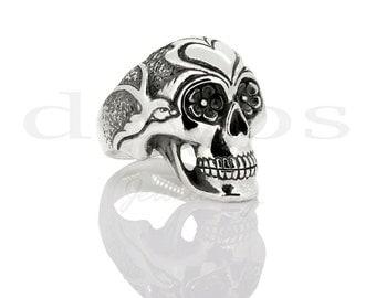 Sugar Skull - Mexican Sugar Skull - Large Sugar Skull