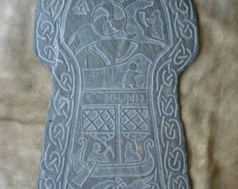 Runestone from Lillbjars / Lillbjars Runestone