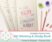 JW Ministry & Study Book - Printed and Shipped
