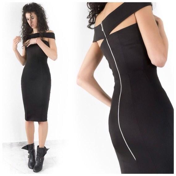 da99ea5f0012 Midi Bodycon Dress/Womens Dresses/Elegant Dress/Midi