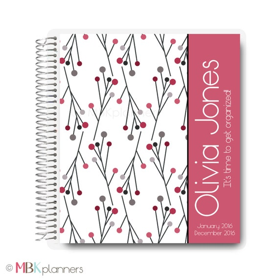 personalized address book ab65 by mbkplanners on etsy