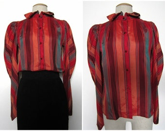Blouse sleeves - Vintage 70's chart