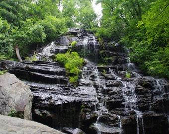 Waterfall Photograph Print